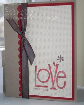 Love vertical watermark