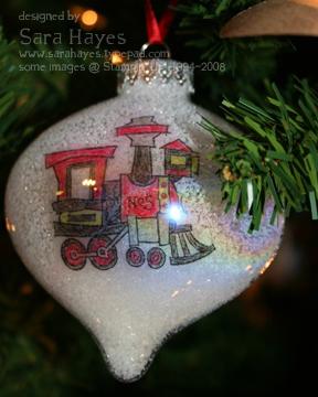 Clark ornament 2008 watermark
