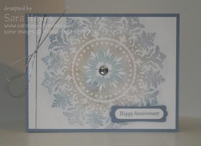 Parents anniversary watermark