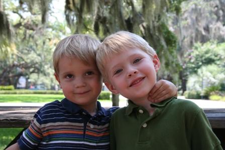The boys 072810