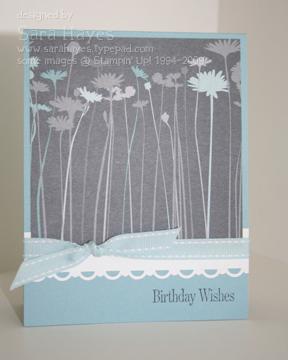 Floral gray bday watermark