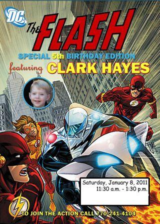 Clark 010811 Invite web