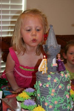 Birthday girl 031911